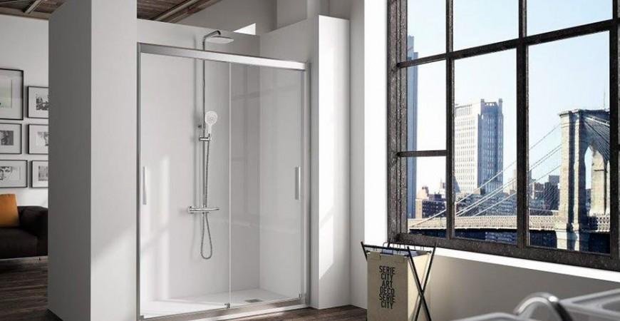 4 tips útiles para limpiar tu mampara de baño