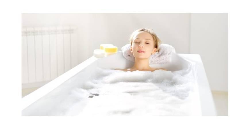 Un baño relajante en tiempos de coronavirus