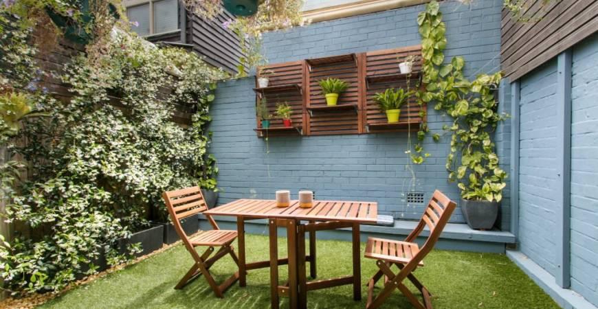 Los pasos para triunfar con muebles de jardín durante el buen tiempo