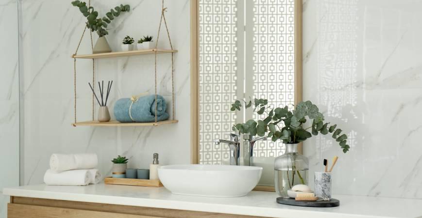 Los pasos para crear un cuarto de baño insuperable